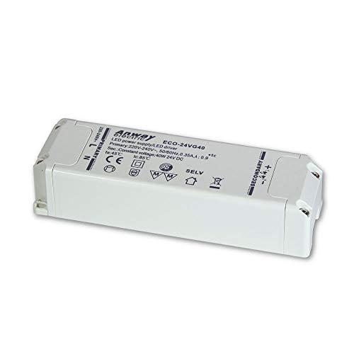 ANWAY LED Treiber ECO-24VG40 40W/CV/24V