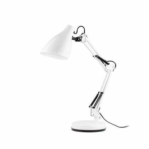 Faro Barcelona 51916 GRU Lampe de bureau blanche