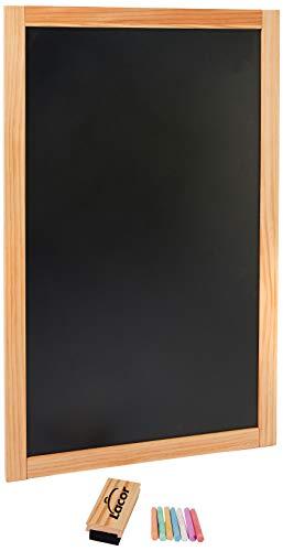 Lacor 39162 Menu Tableau noir, 50 x 80 cm, Noir