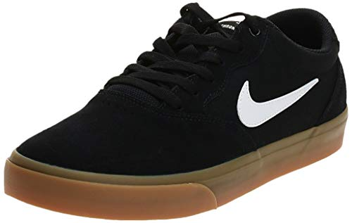 Nike SB Chron SLR, Sneaker Unisex Adulto, Negro/Blanco, 45.5 EU