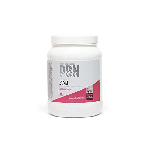 PBN – Premium Body Nutrition BCAA 500g Watermelon, New Improved Flavour