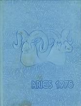 (Custom Reprint) Yearbook: 1978 Ramona High School - Aries Yearbook (Riverside, CA)
