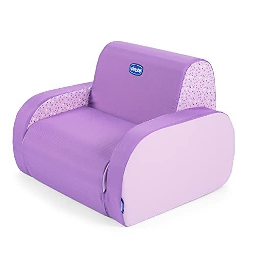 Chicco - Sillón Twist (3 configuraciones) color lilac