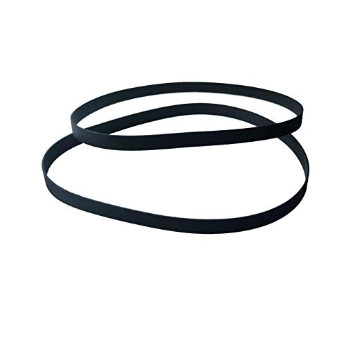 TEYOUYI Replacement Belt for Hoover FH51000 FH51001 FH51002 Series Dual Power Max Carpet Washer Belt, Non Stretch Belt for Parts# 440005536 (2 Pack)