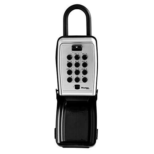 Master Lock Caja de Bloqueo, Establece tu Propio botón de combinación