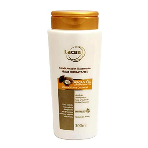 Lacan Maxi Hidratante Argan Oil Condicionador 300ml