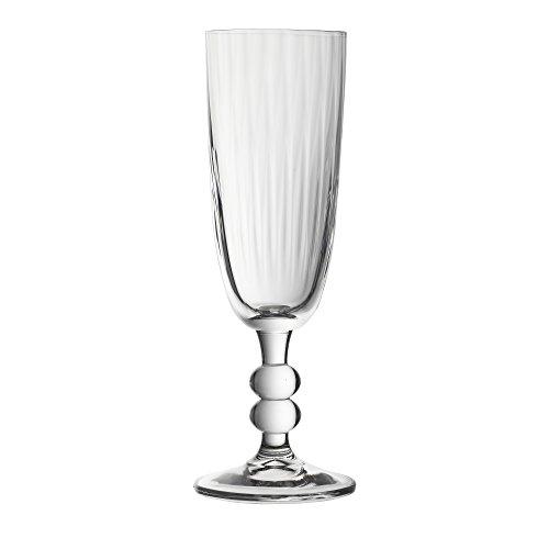 Bohemia cristal 093006159–Copas de cava, transparente