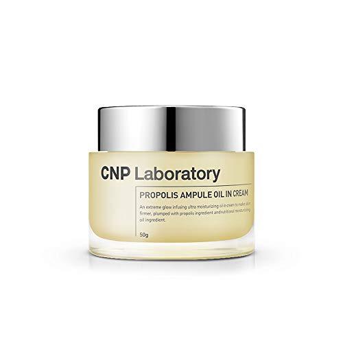 CNP Propolis Ampule Oil-in-Cream I Nourishing Face Cream for Dry Skin I Moisturizer, Essence, Glow, Korean Skincare