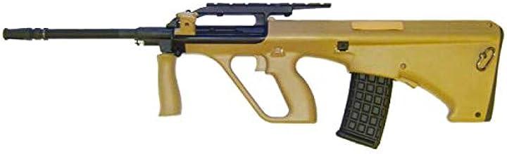 Fucile softair 0,9 joule j.g. works fucile elettrico mod. aug tan (0448at) B07SRZ1N6S