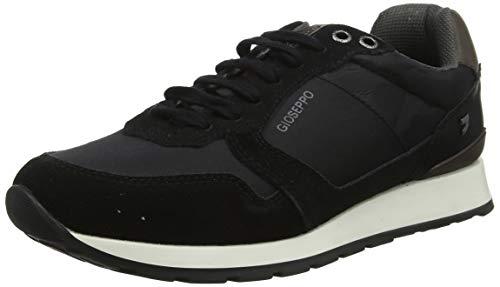 Gioseppo 56112, Zapatillas Hombre, Negro, 44 EU