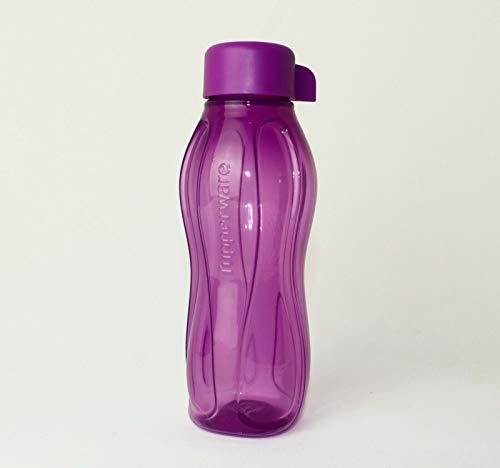 Tupperware EcoEasy - Borraccia da 310 ml, colore alla moda, Eco-Easy per acqua e succo sportivo