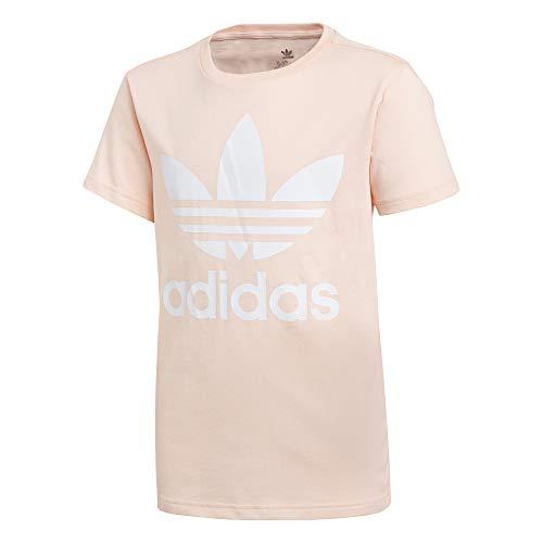 adidas Trefoil Tee T-shirt (short sleeve), Children, boys, GD2681, hazcor/white, 1415