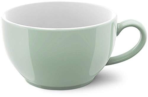Dibbern 2010800045 Solid Color Kaffeetasse, Porzellan