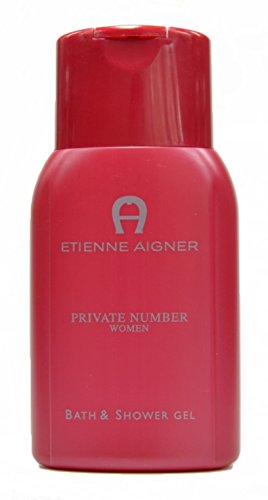 Etienne Aigner Private Number Women - 250ml Bath & Shower Gel