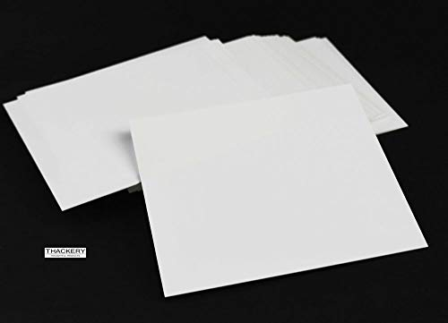 2 Pieces of Square Alumina Ceramic Sheets 4
