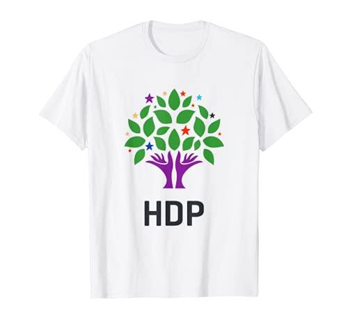 Logotipo HDP Camiseta