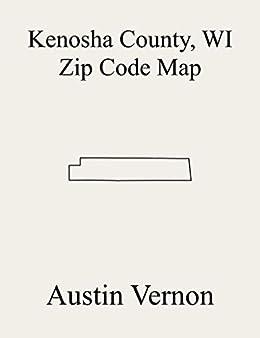 map of twin lakes Kenosha County Wisconsin Zip Code Map Includes Somers Somers map of twin lakes