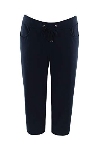 hajo Polo & Sportswear Damen Stay Fresh 3/4-Hose Dreiviertellänge