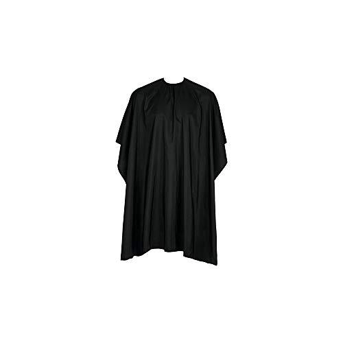 Selective Cape de coiffeur avec logo Noir 104 x 140 cm