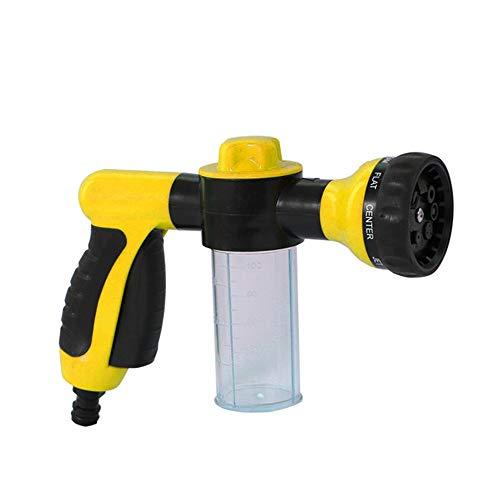 Walmeck Schuimsproeier, tuinslang, schuimsproeier, zeepdispenser, pistool voor autowassen, huisdieren, douchesystemen