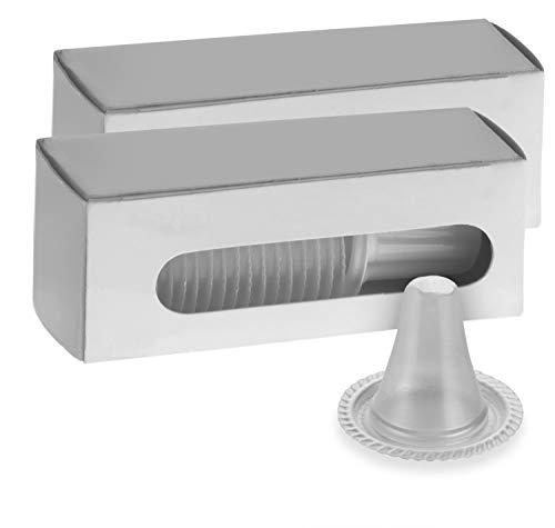 Exeta PB-0600 Ersatzschutzkappen für Braun Thermoscan Thermometer, 40 Stück