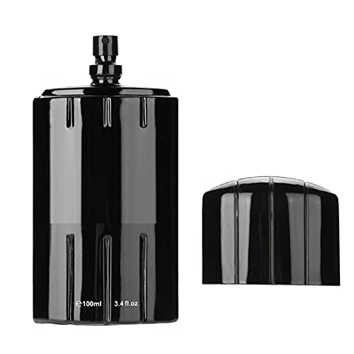 Perfume Natural Spray, Perfume de regalo para hombre Dark Knight Fragancia amaderada Perfume de colonia femenino de larga duración 100ml 3.4oz