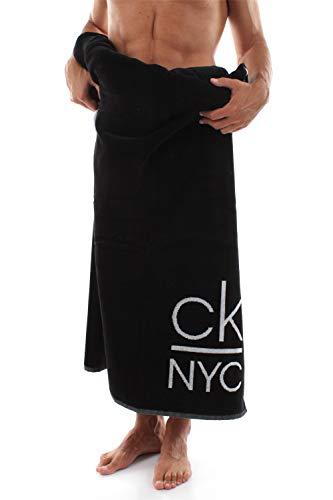 Calvin Klein - Toalla de Playa (Black)
