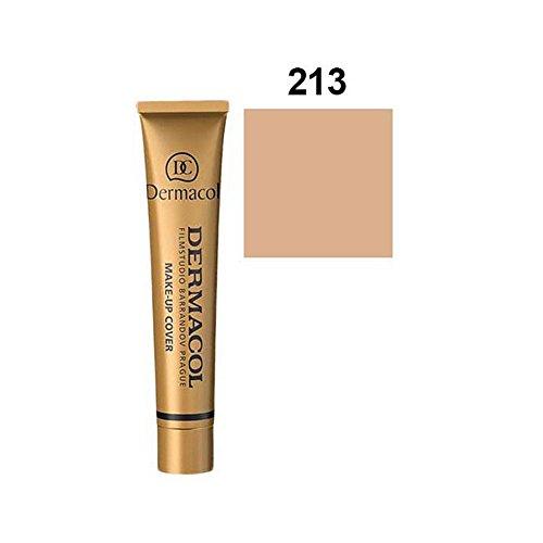 Dermacol Make up 30g colore 'medio' il segreto di bellezza delle star