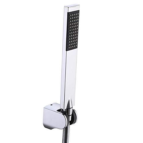 KES Brass Shower Head Hand-Held Shower Wand Handheld Shower Head with Hose...