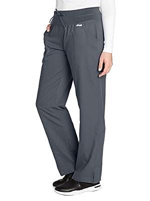 Grey's Anatomy Active 4276 Yoga Pant Granite M