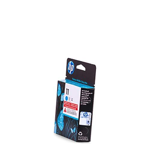 Original de tinta para HP Designjet 110Plus nr HP 11, NO11C4811A–PREMIUM–Cian–24.000páginas–8ml