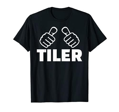 Tiler Camiseta