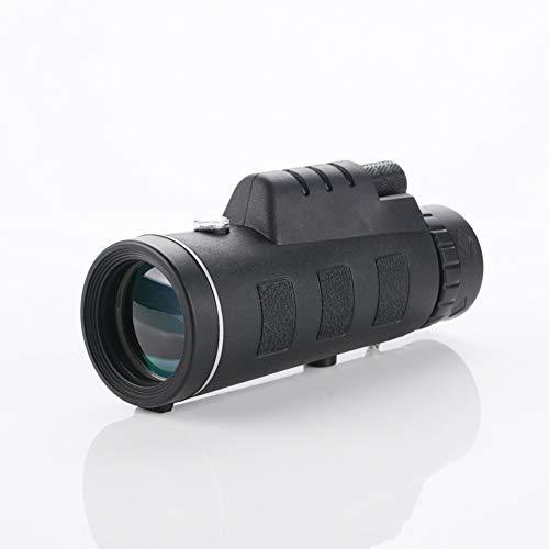 Lente de teléfono con Zoom monocular, telescopio para teléfono Inteligente, Lentes de cámara, teléfono con Lente móvil para iPhone 11 8 7 Plus, teléfono con Lente Macro