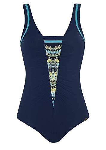 Sunflair Badeanzug 2 Shapewear blau 46 C