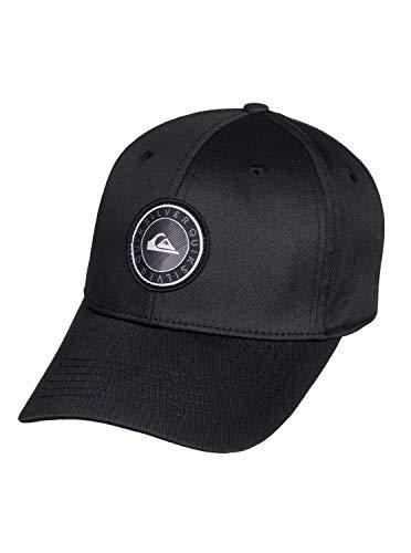 Quiksilver Jungen Decades Plus Cap, Black, One Size