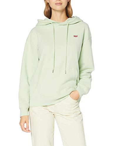 Levi\'s Damen Standard Hoodie Hooded Sweatshirt, Bok Choy, S