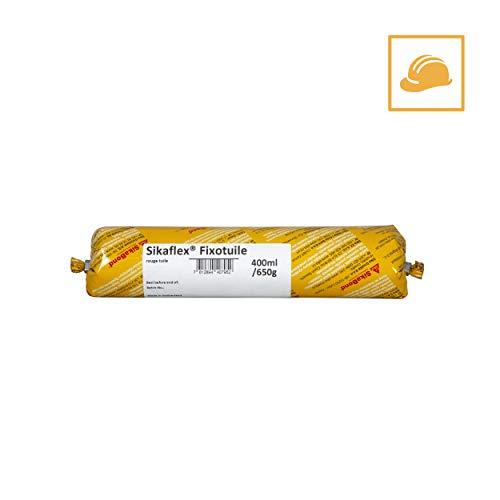 33300160Kleber/Spachtelmasse Spezial Dachziegel–Sikaflex fixotuile–Terrakotta, 402898