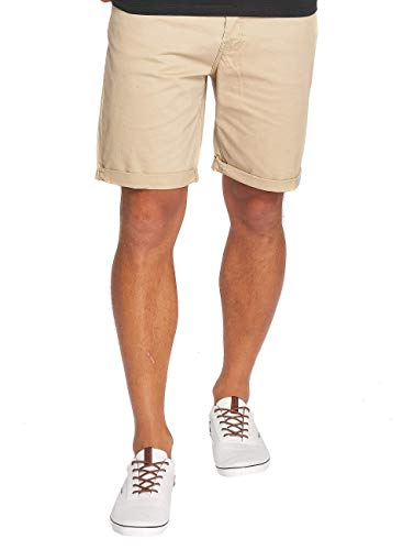 Jack & Jones Heren Rick Original Comfort Fit Shorts, Blauw