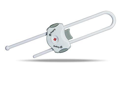 Bloque placard SecurTech à glissière - blanc - Safety 1st