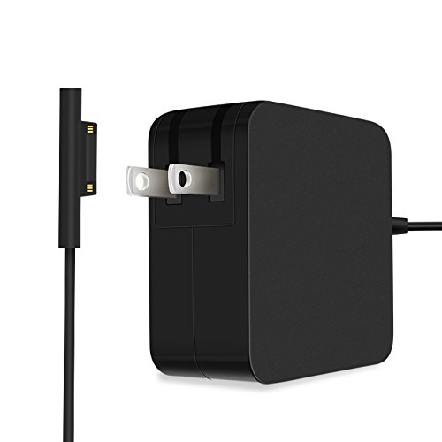 Replacement Surface Pro 3 Pro 4 Wall Charger Power Adapter 36W 12V 2.58A for Surface Pro 3 Pro 4 Pro 5 Windows i5 i7 Tablet
