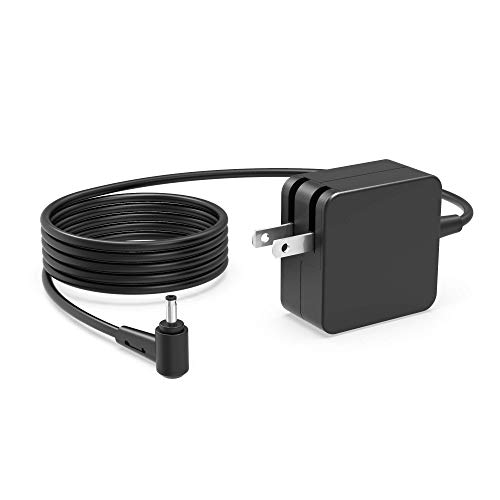 AC Charger Fit for Asus Zenbook UX330U UX330UA UX330C UX330CA UX330 UX305F UX305FA UX305U UX305UA UX305C UX305CA UX305L UX305LA UX305 UX360UA UX360U UX360CA UX360C UX360 Laptop Power Supply Cord