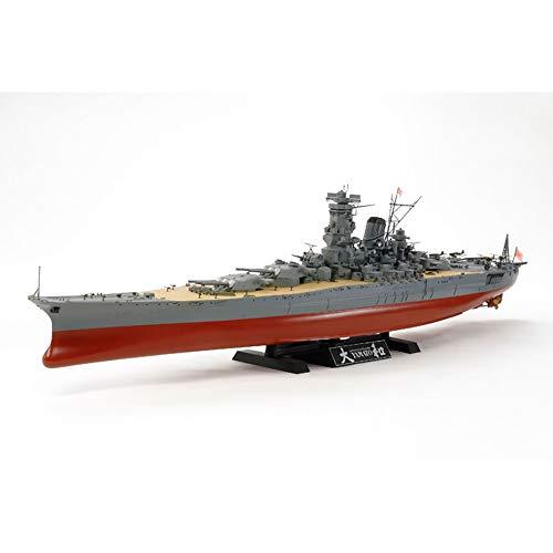 Tamiya 300078030 Acorazado Japones Yamato
