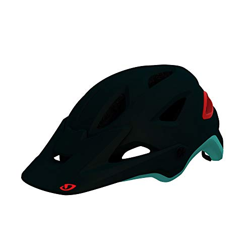 Giro Montara MIPS Womens Mountain Cycling Helmet - Medium (55-59 cm), Matte True Spruce/Cool Breeze (2020)