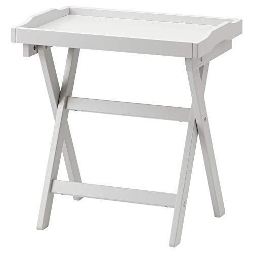 IKEA ASIA MARYD Tablett Tisch grau