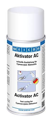 WEICON CA-Aktivator AC Spray 150 ml Aushärtungsbeschleuniger farblos