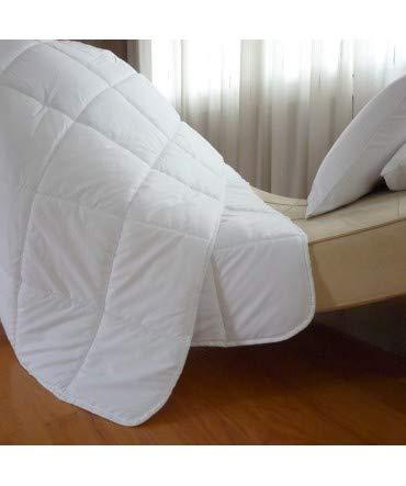 10XDIEZ Relleno nórdico Saco Ajustable - Medidas Sacos Nórdicos Infantiles - Cama 90cm