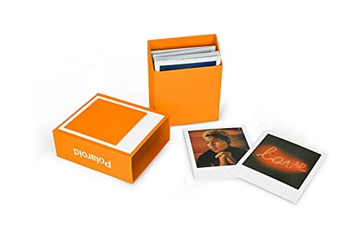 Polaroid Photo Box - Orange