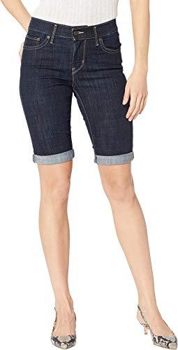 Levi's Women's Bermuda Shorts, Island Rinse, 29 (US 8)