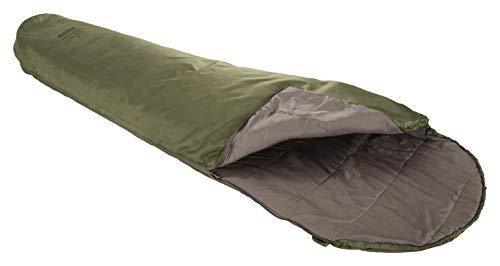 Grand Canyon Whistler 190 Mumienschlafsack - Premium Schlafsack für Outdoor Camping - Limit 13° - Capulet Olive