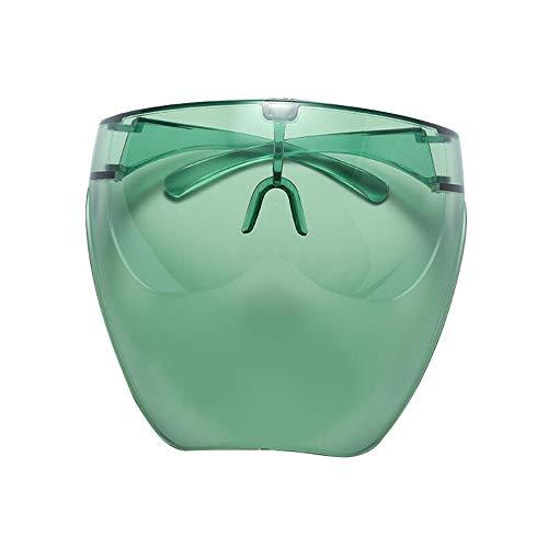 SIWEI 2021 Nuevas Explosiones Frosted Texture Escudo Facial Hombres Y Mujeres Gafas Protectoras Gafas de Seguridad Gafas Anti Niebla Gafas de Sol